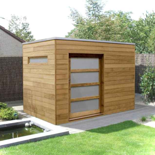 Smart garden shed organization ideas 53