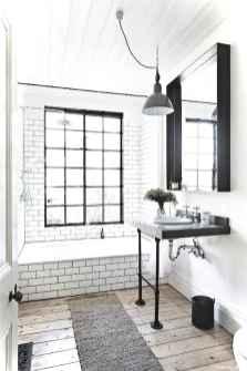 11 black and white bathroom design ideas