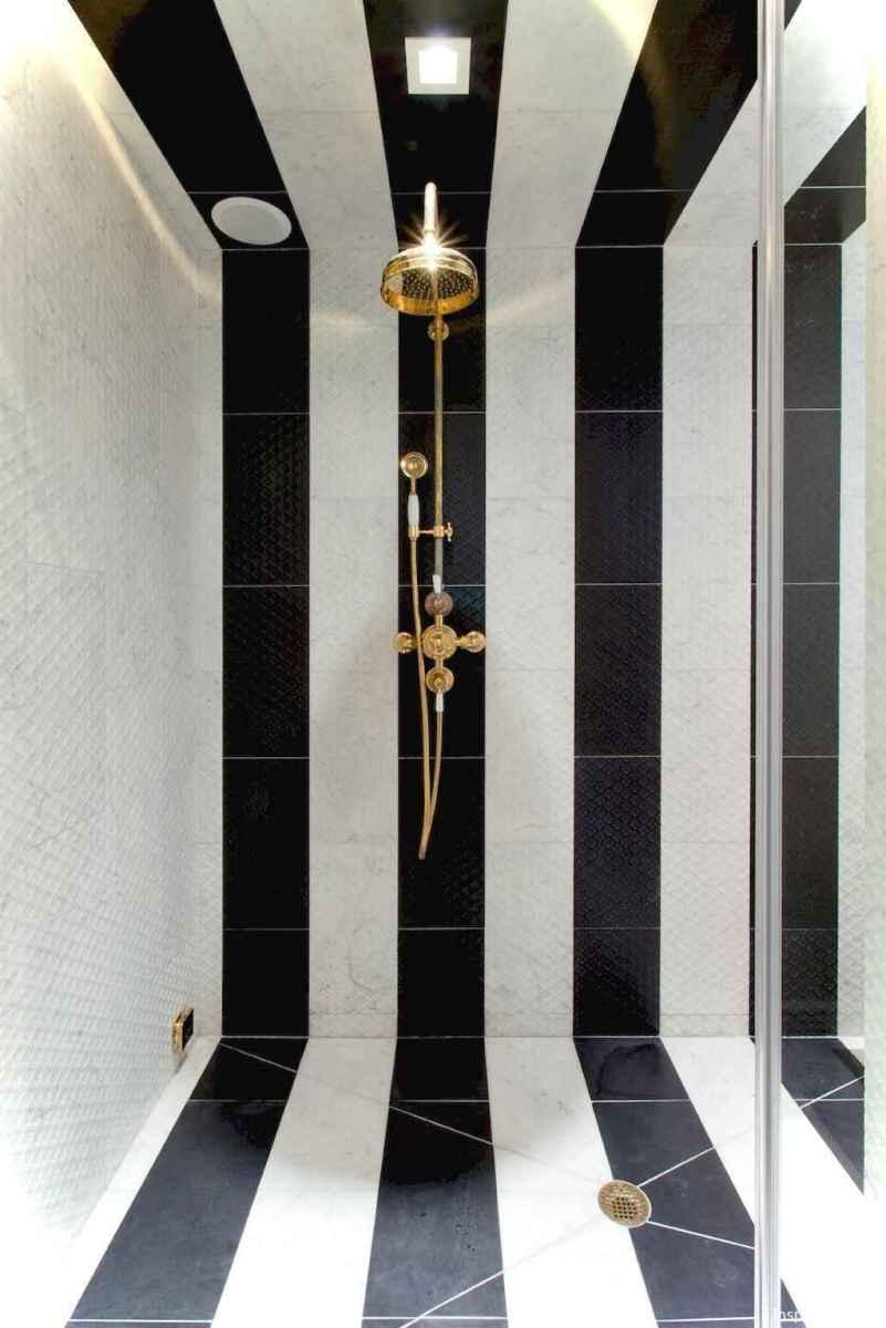 12 black and white bathroom design ideas