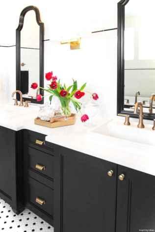 16 black and white bathroom design ideas