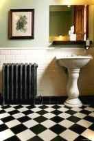 42 black and white bathroom design ideas