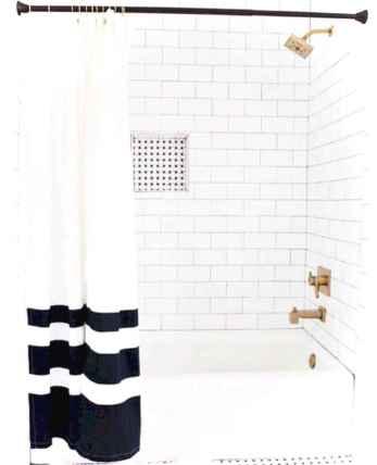 69 black and white bathroom design ideas