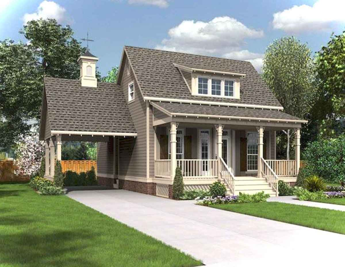 Amazing small cottage house plans ideas 0006