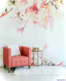 Artsy wall painting ideas for your home 07