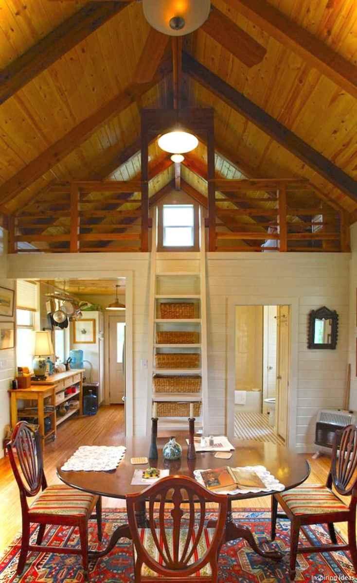 Awesome small cottage house plans 009 with loft