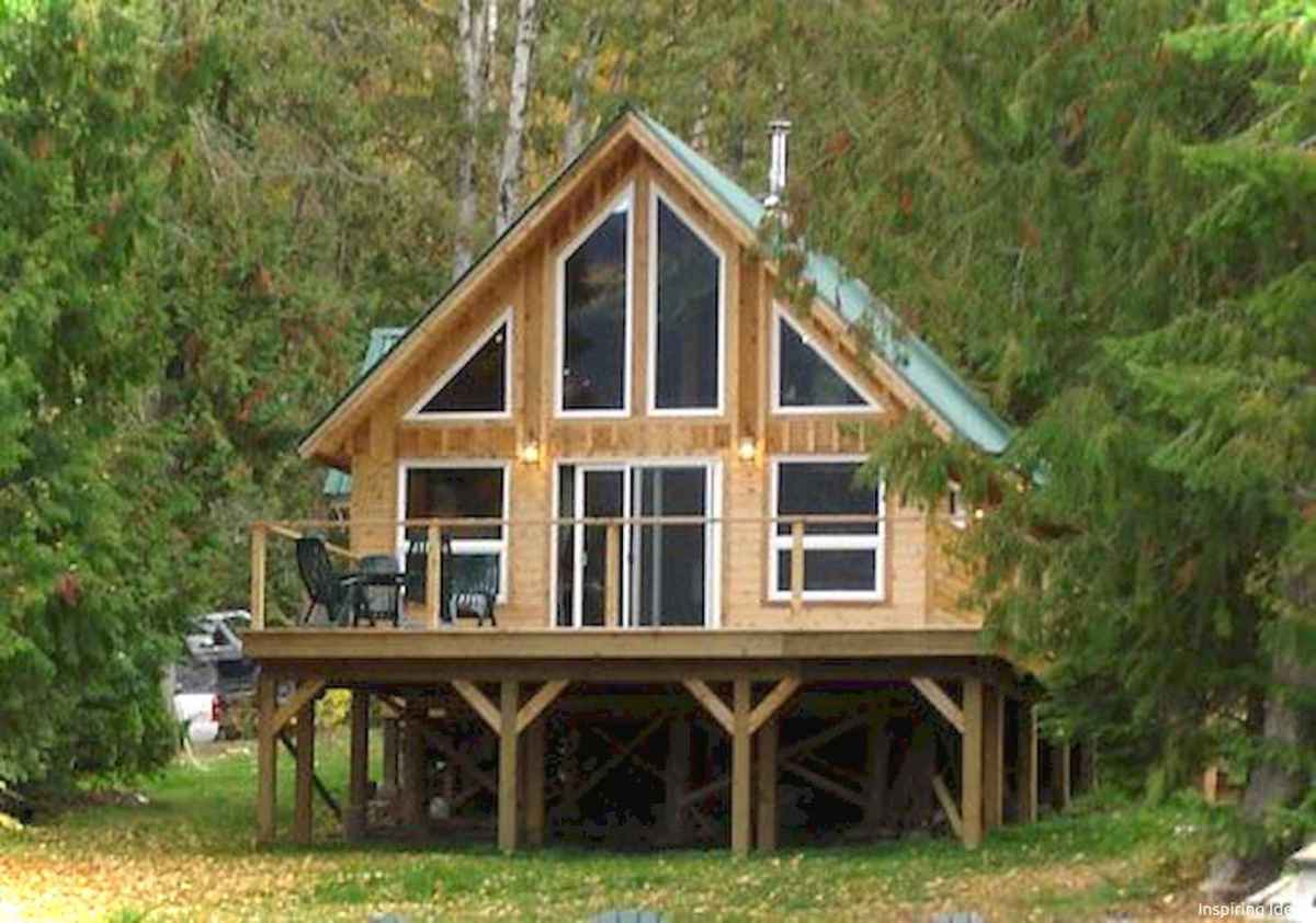 Awesome small cottage house plans 022 with loft