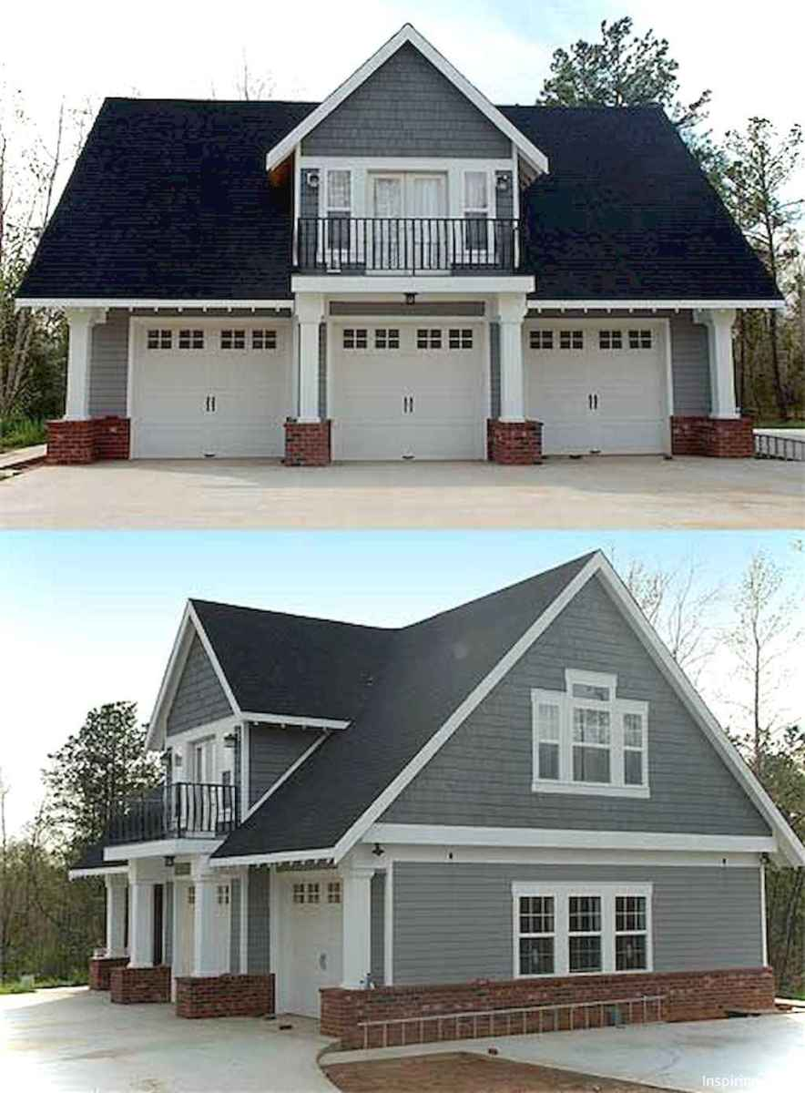 Awesome small cottage house plans 035 with loft