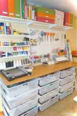 Beautiful 20 diy craft room ideas for small spaces