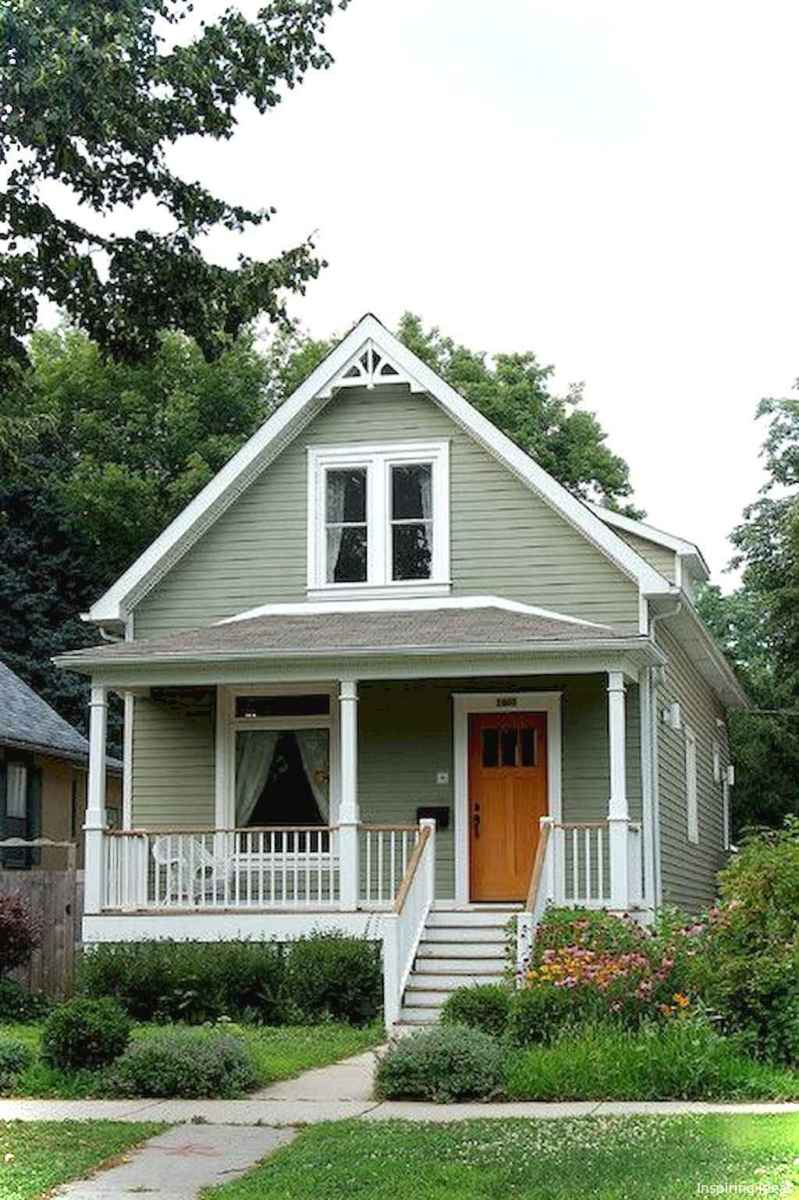 Charming 01 small cottage house exterior ideas