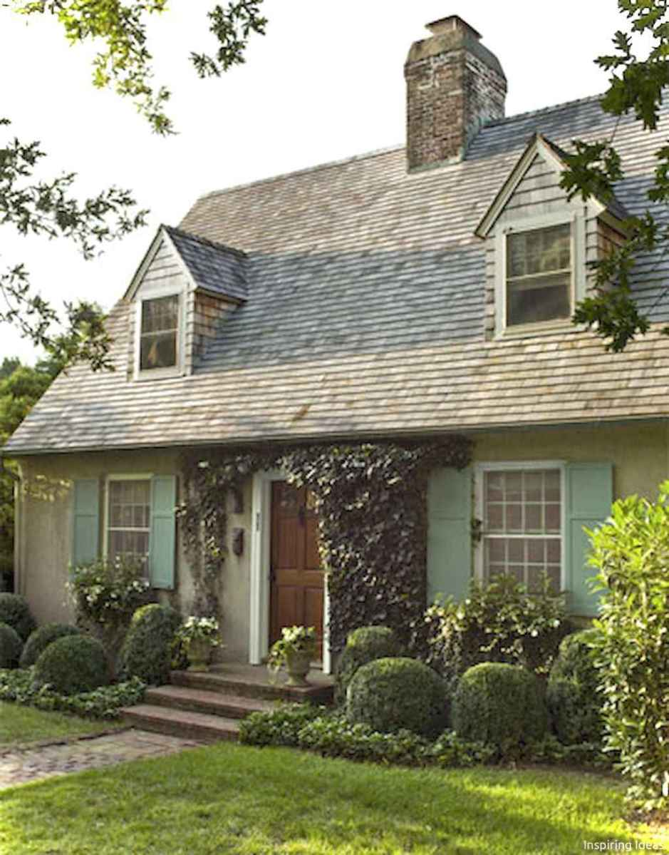 Charming 24 small cottage house exterior ideas