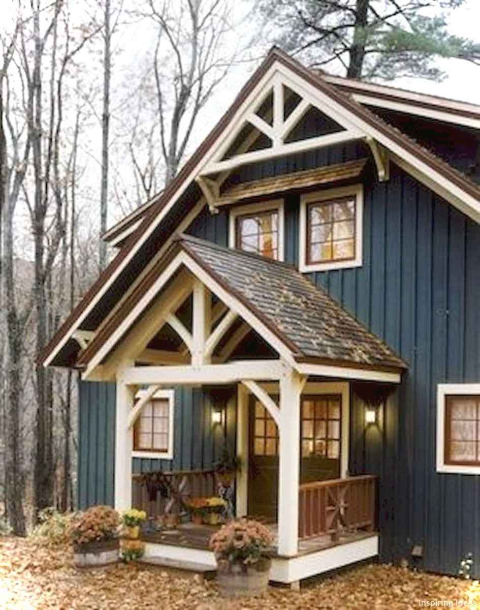Charming 38 small cottage house exterior ideas