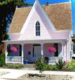 Charming 48 small cottage house exterior ideas