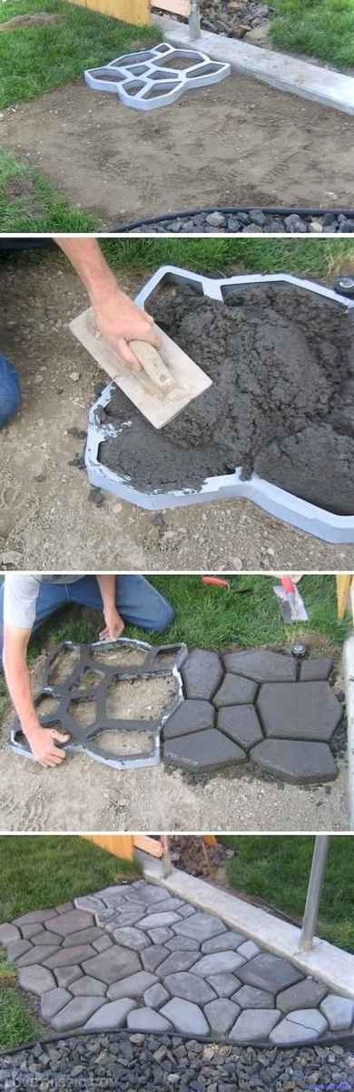 Creative diy project for the home backyards 26