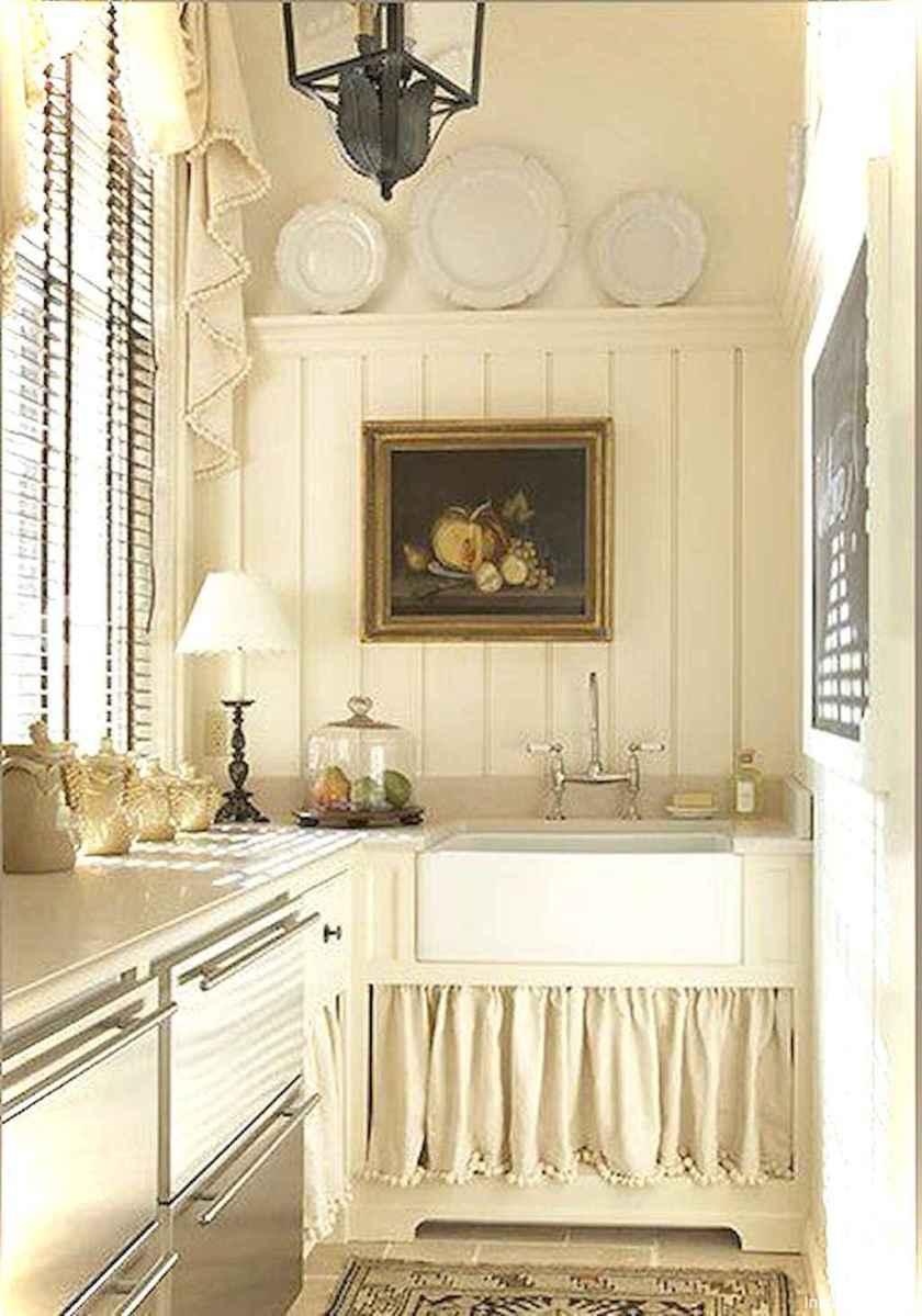 Genius small cottage kitchen design ideas003