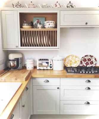 Genius small cottage kitchen design ideas046