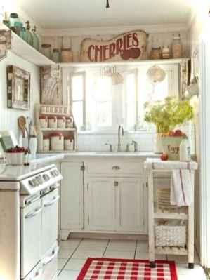 Genius small cottage kitchen design ideas047