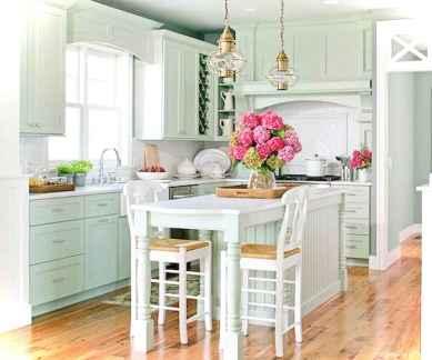 Genius small cottage kitchen design ideas055