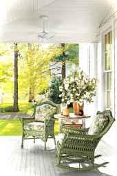 Vintage front porches furniture ideas 12