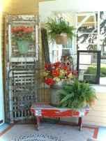 Vintage front porches furniture ideas 15