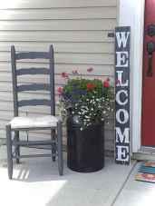 Vintage front porches furniture ideas 2