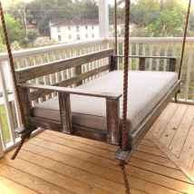Vintage front porches furniture ideas 20