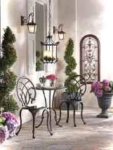 Vintage front porches furniture ideas 23