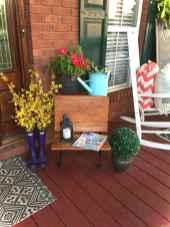 Vintage front porches furniture ideas 39