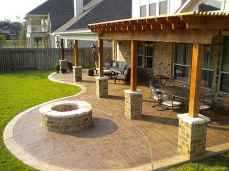 02 diy backyard fire pits design ideas