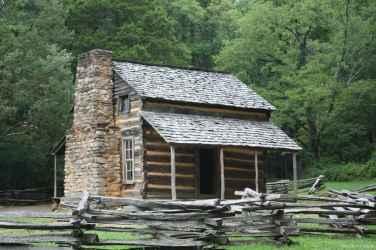 103 rustic log cabin homes design ideas