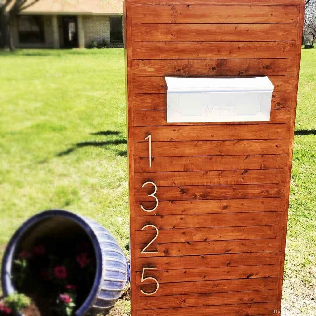 13 awesome diy modern address plate design ideas