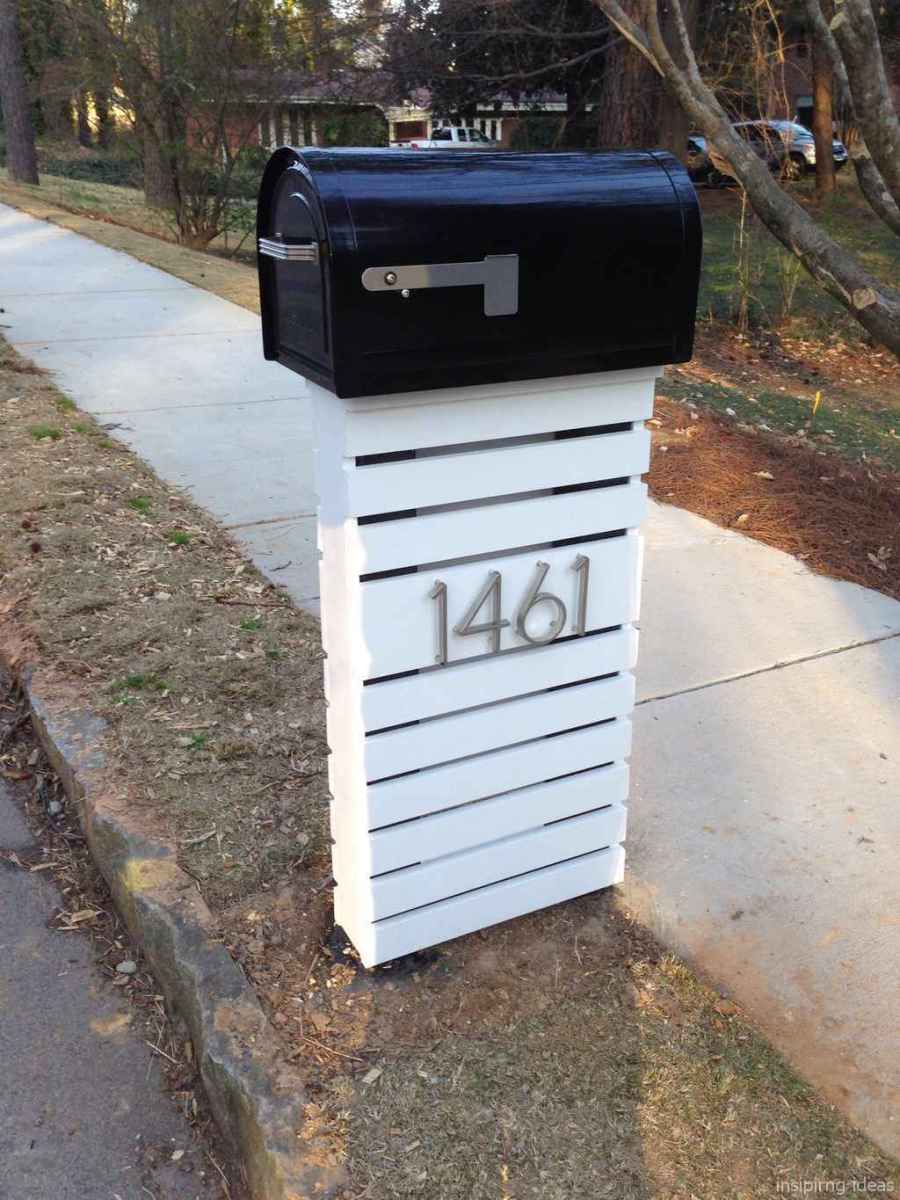 17 awesome diy modern address plate design ideas