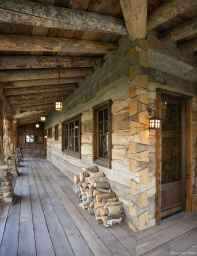 17 rustic log cabin homes design ideas