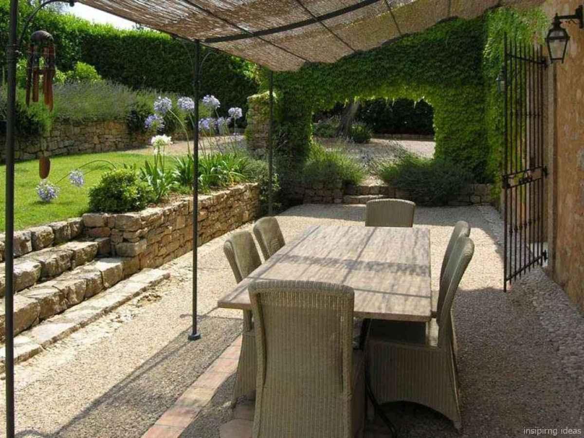 20 awesome gravel patio ideas with pergola