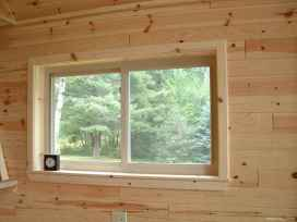27 modern rustic window trim ideas