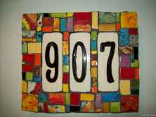 29 awesome diy modern address plate design ideas