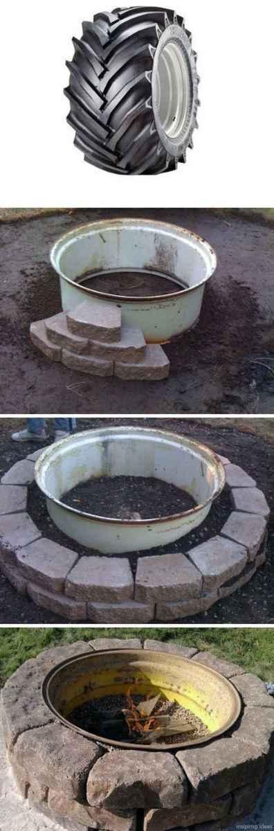 29 diy backyard fire pits design ideas