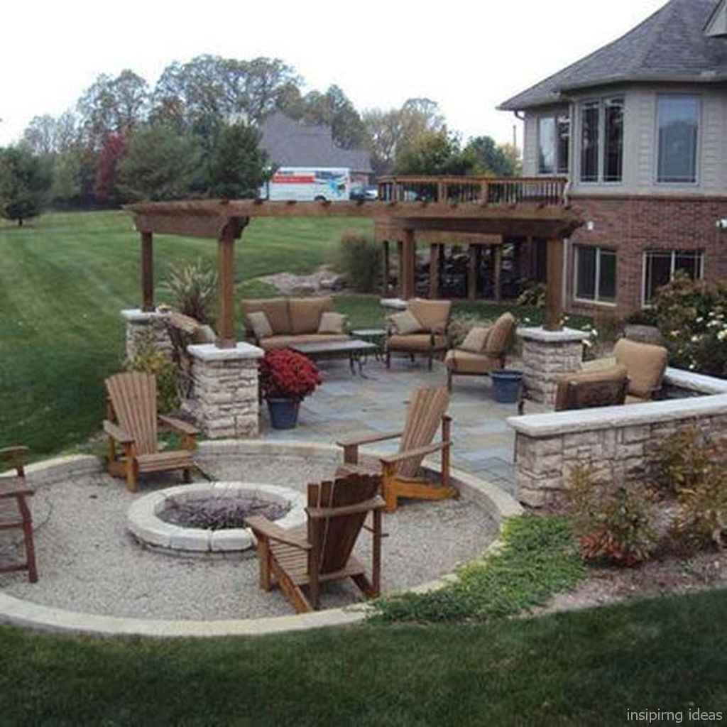 31 awesome gravel patio ideas with pergola