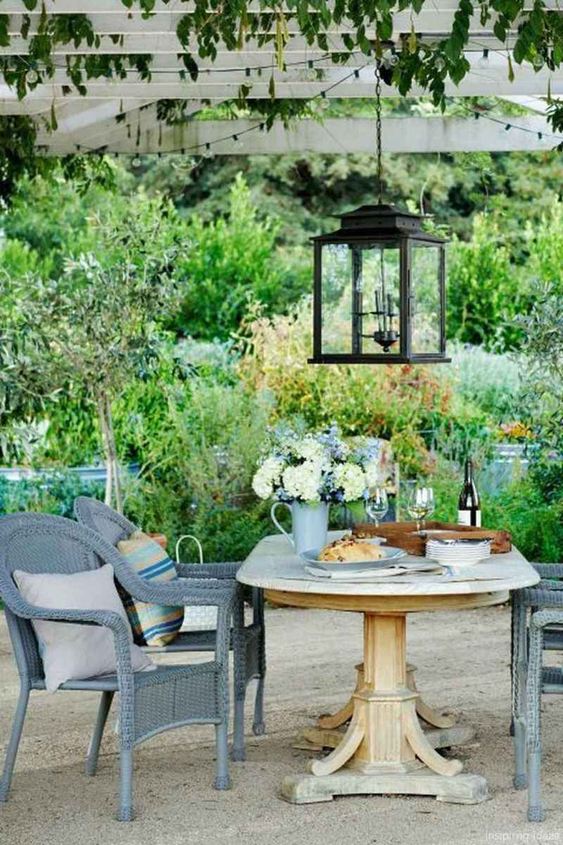 33 awesome gravel patio ideas with pergola