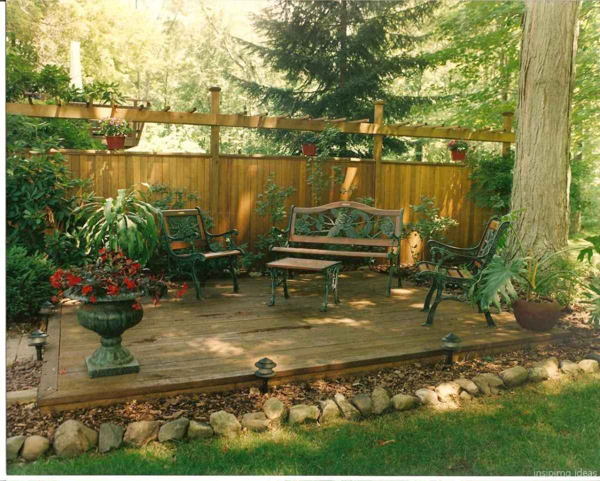34 awesome gravel patio ideas with pergola