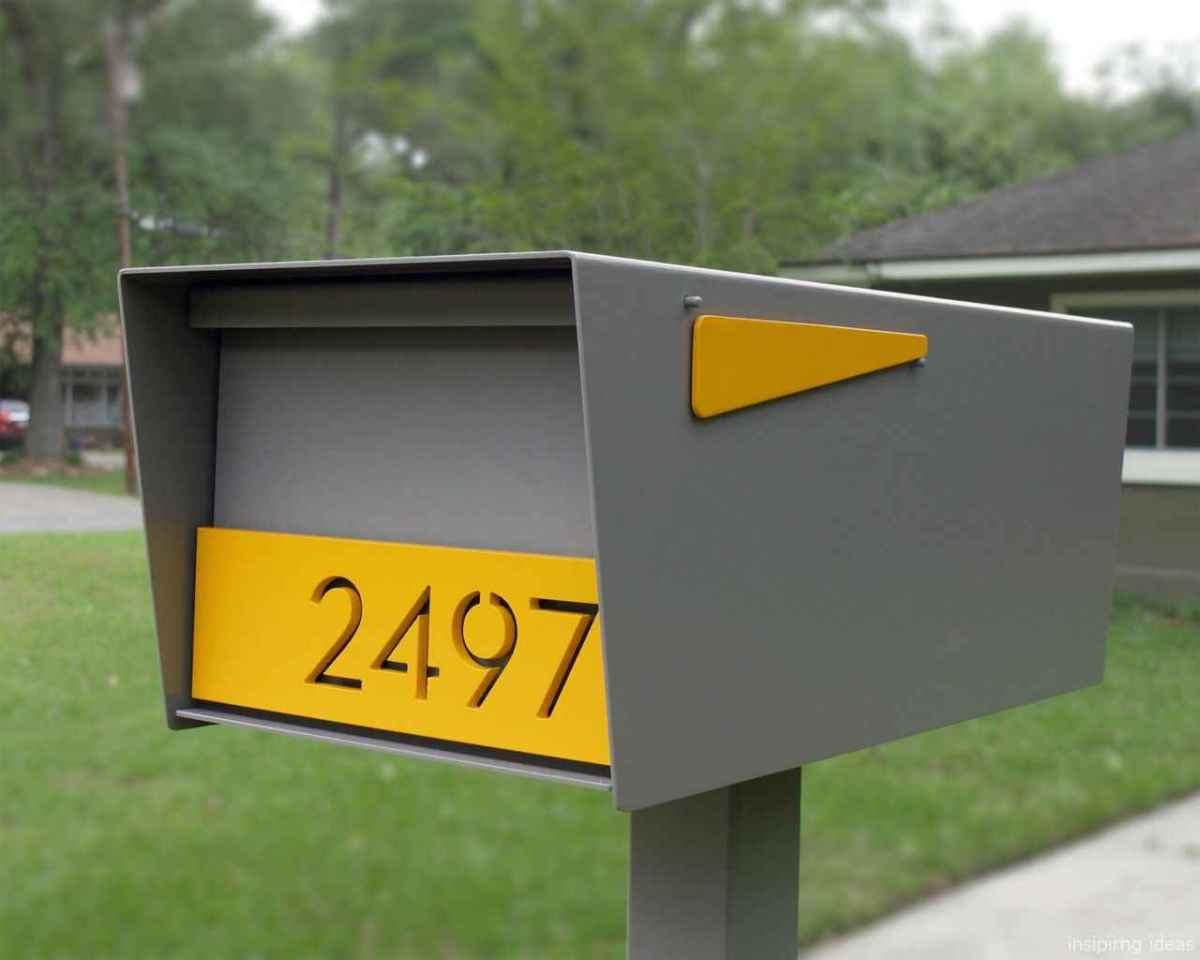 35 awesome diy modern address plate design ideas