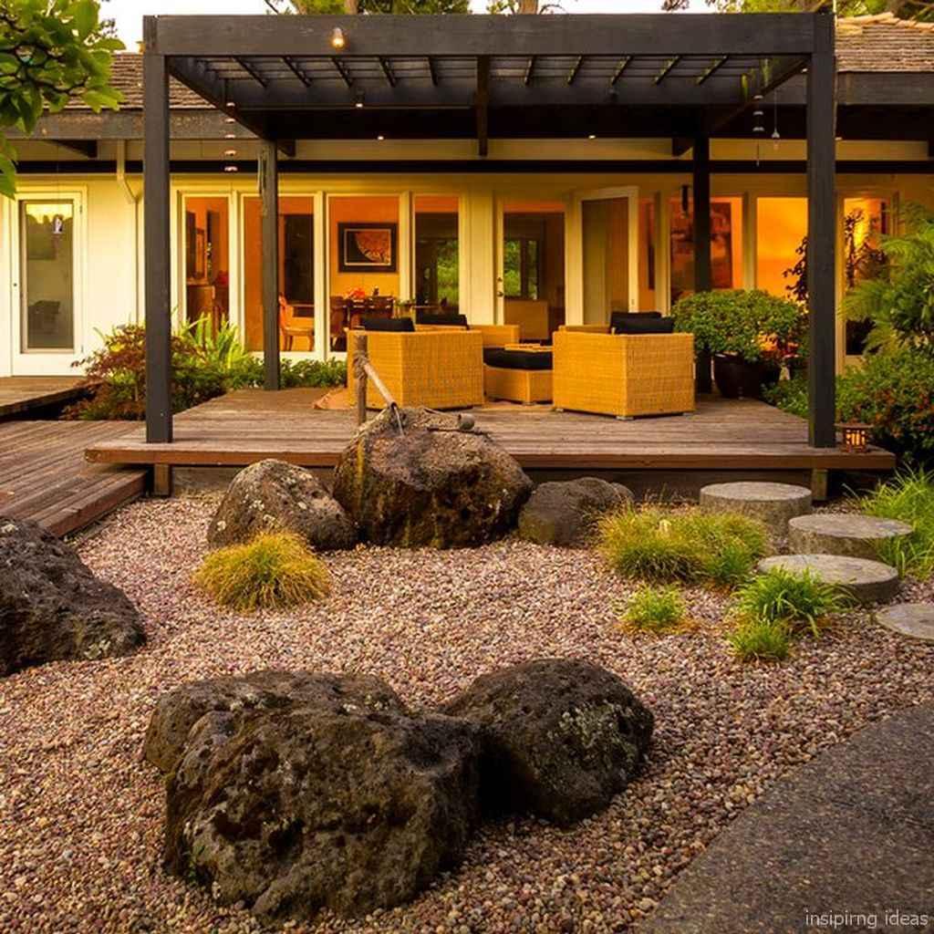 43 awesome gravel patio ideas with pergola