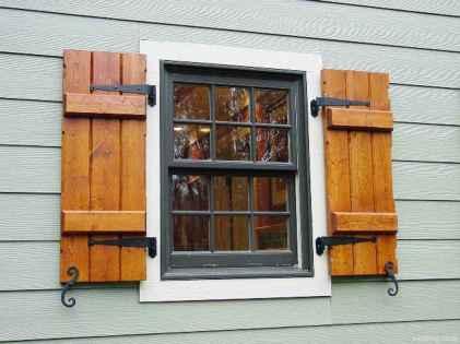 52 modern rustic window trim ideas