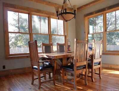 54 modern rustic window trim ideas