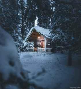 60 rustic log cabin homes design ideas