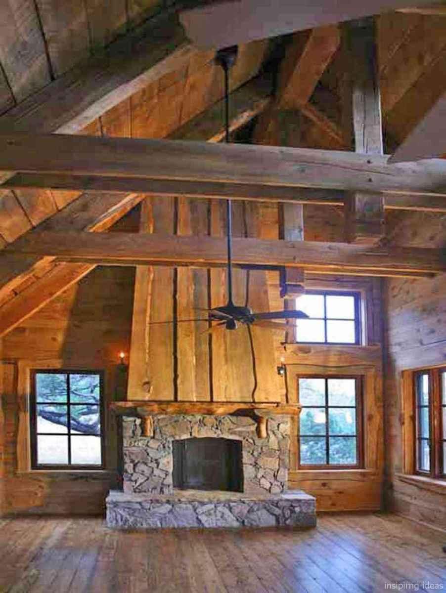 71 rustic log cabin homes design ideas