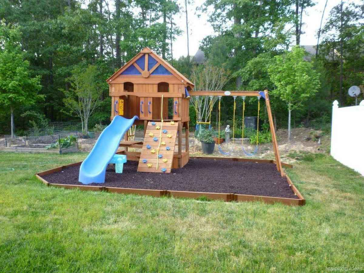 72 affordable playground design ideas for kids
