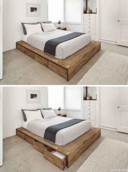 75 genius rustic storage bed design ideas