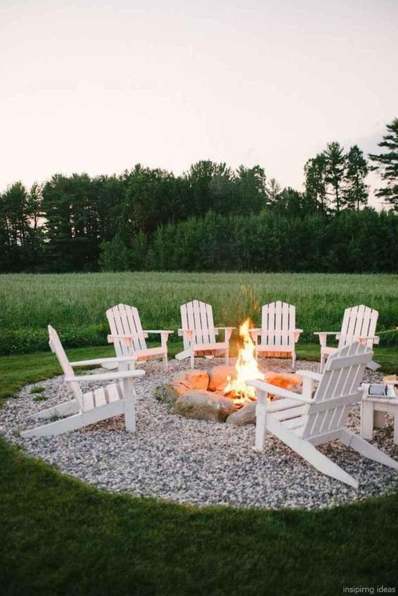 77 diy backyard fire pits design ideas