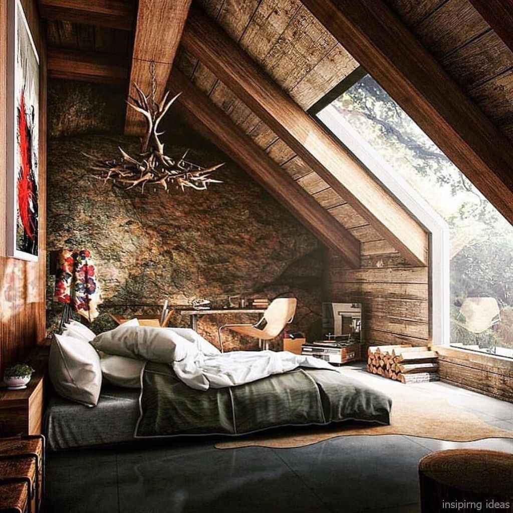81 rustic log cabin homes design ideas
