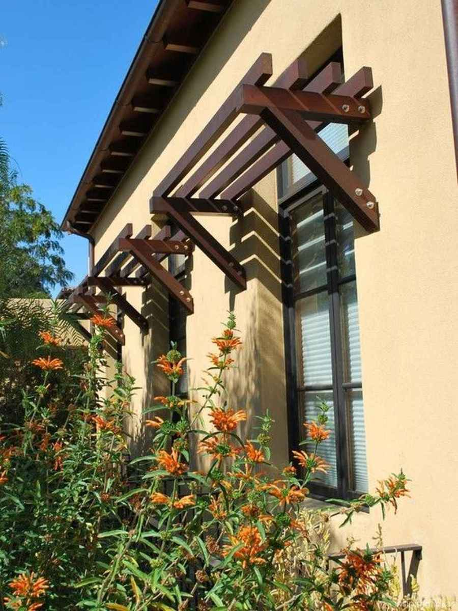 82 modern rustic window trim ideas